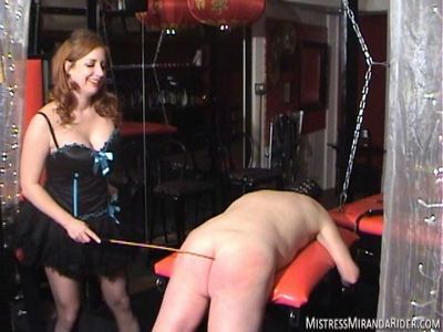 Mistress Miranda Rider password